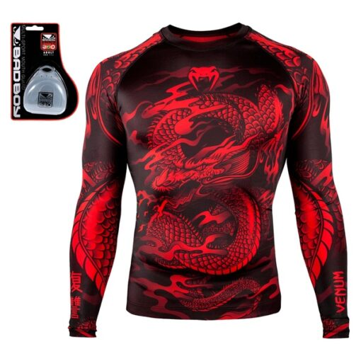 Рашгард Dragons Red