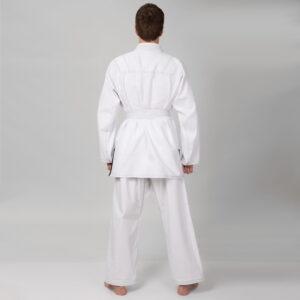Кимоно для джиу джитсу белое VELO